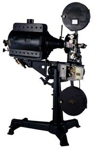 初期国産映写機