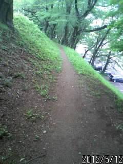 犬走り 2