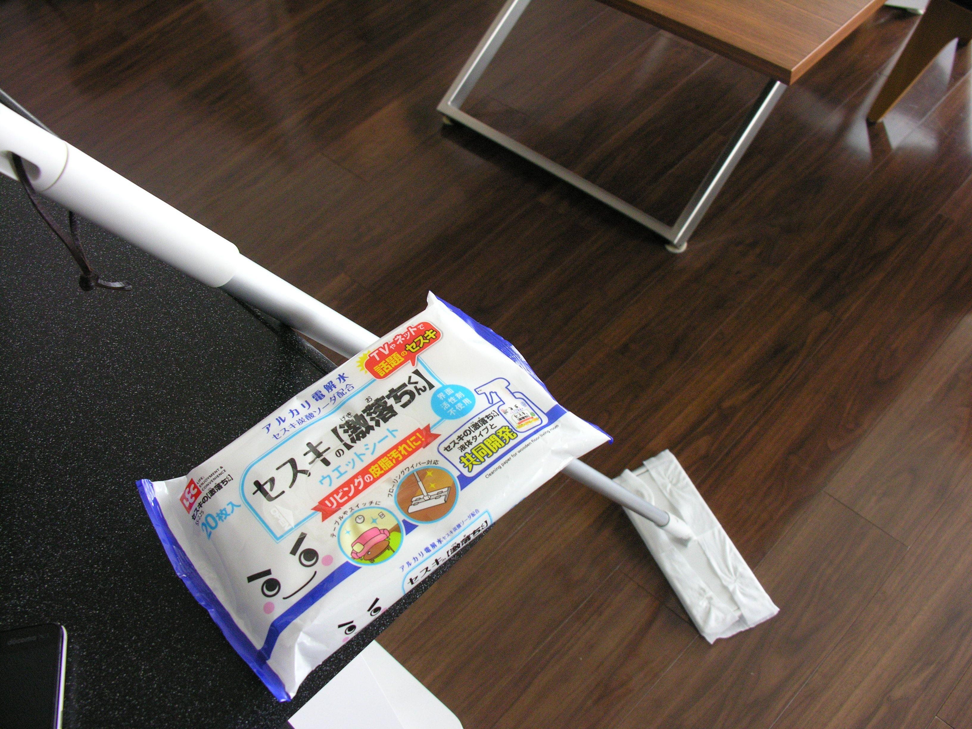 セスキの激落ちくんで 天井の掃除 大物到着 Planning 楽天ブログ
