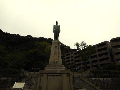 島津忠義銅像