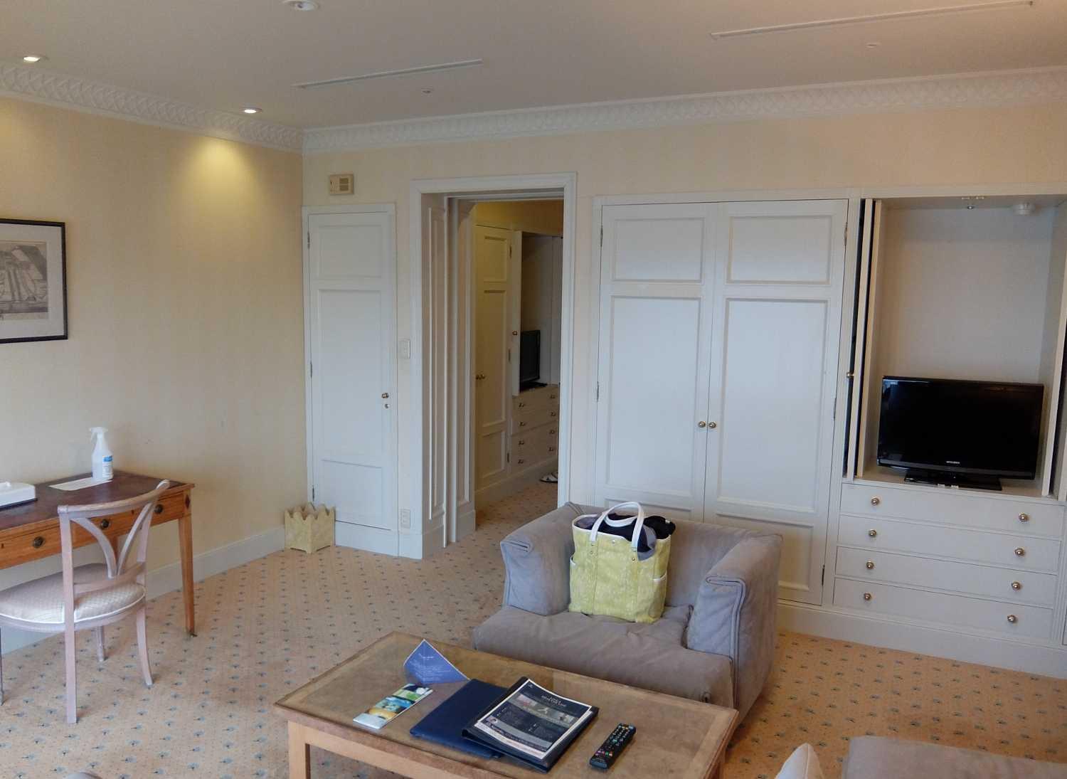 和歌山 白浜 ホテル川久 スイート 部屋 客室 王様の王様のビュッフェ