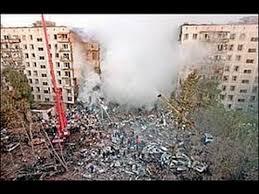 ロシア高層アパート連続爆破事件