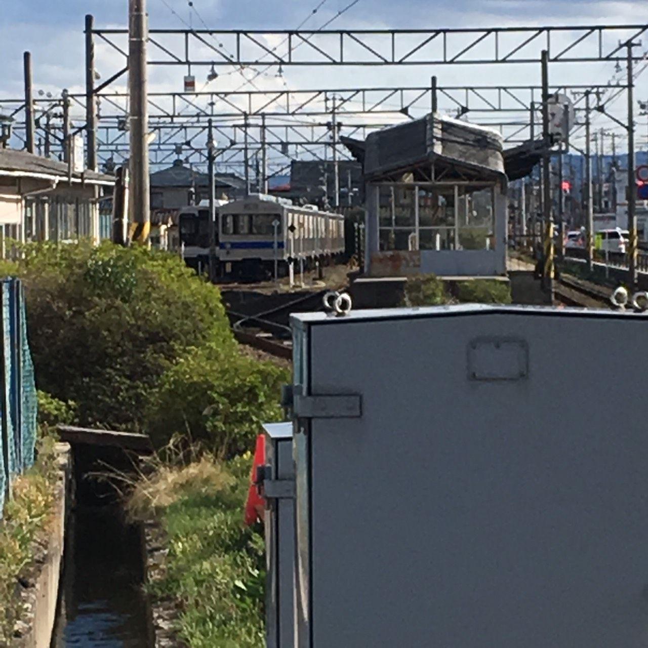 福島交通7000系 桜水駅 | 鉄道模...