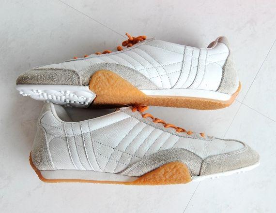 PATRICKのスニーカー パトリック PATRICK JET-LE ソール 底 修理 リペア 靴