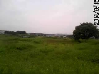 真壁城北の土塁1