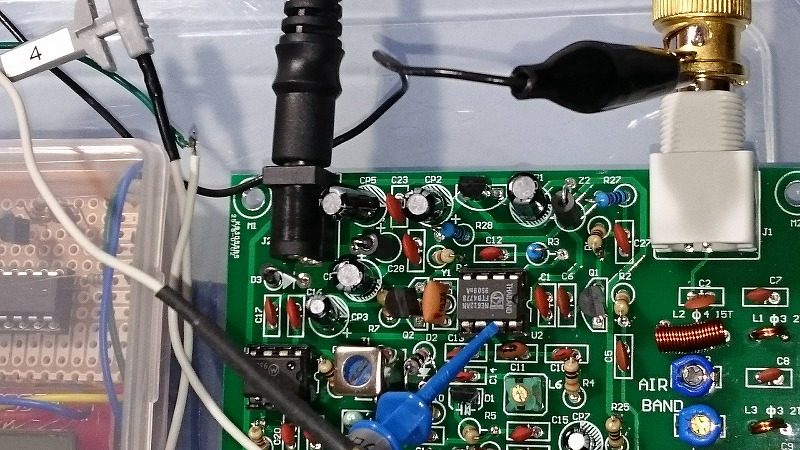 New Air Band Receiver High Sensitivity Aviation Radio Diy