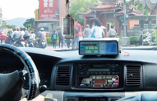 台北 タクシー 靖国神社