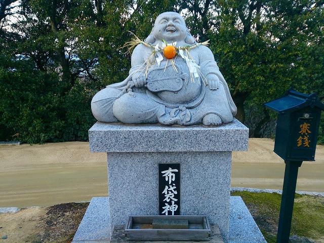 小豆島七福神伊喜末神社