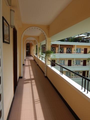 レックス(Rex Hotel) ホーチミン ベトナム フレンチコロニアル