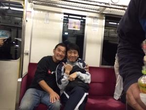 迷惑な乗客.JPG
