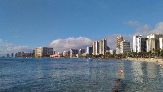 Hawaii Waikiki ハワイ ワイキキ