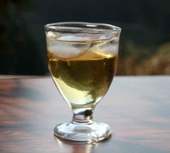 ととりの「梅酒」♪