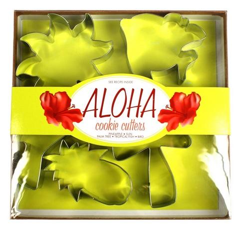 ハワイ クッキー アロハ Aloha cookie