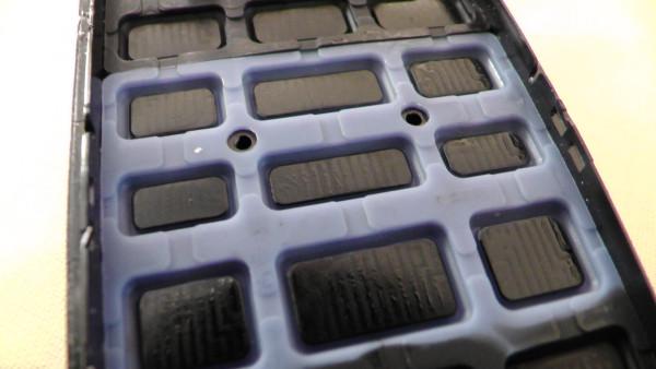 リモコン基板 ボタン 清掃