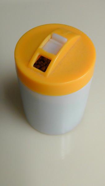 エサの容器