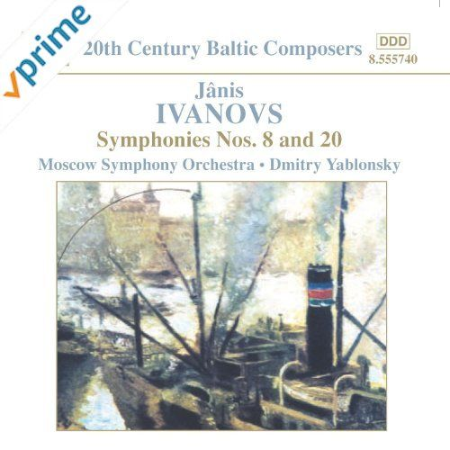 イヴァノフス/交響曲第8番、第20...
