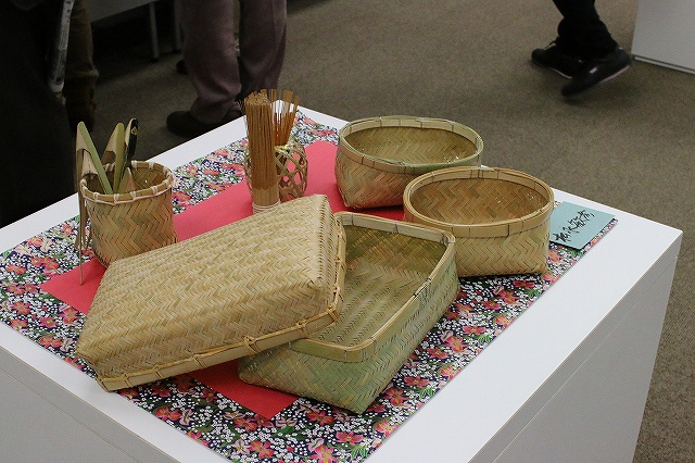 竹の生活文化展