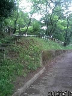 鹿沼城 見張り台跡?