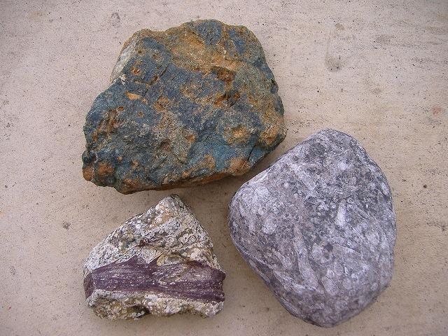 頂き物 鑑賞石
