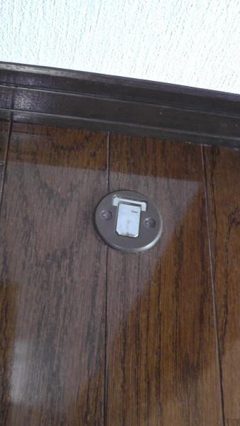 マグネット式ドアストッパー 戸当たり