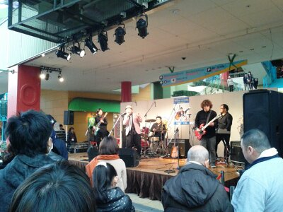 ビナウォーク・マキタ学級c2012年12月