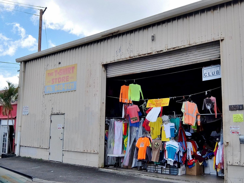 ハワイ Tシャツ アウトレット 激安 The T-Shirt Store Tシャツストア