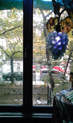 ソワレの窓