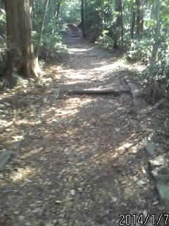 笠間ハイキングコース3