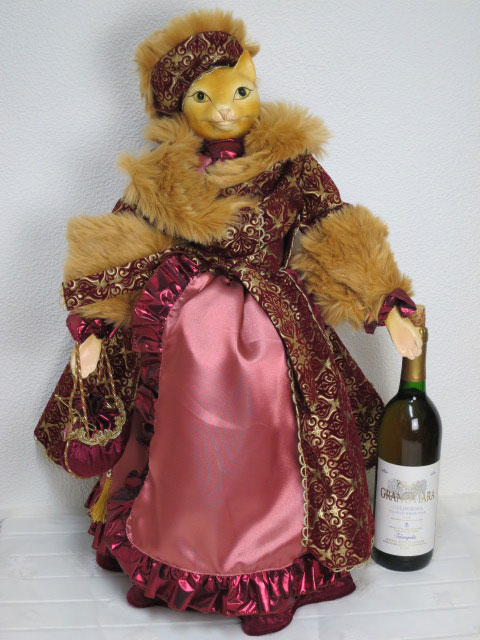 猫貴族の人形