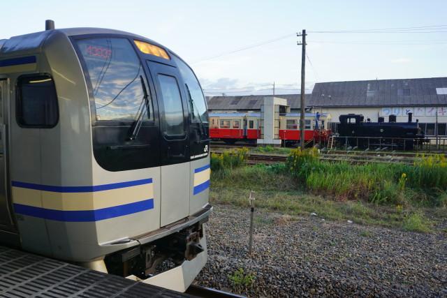 小湊鉄道 SDL 里山トロッコ整備3