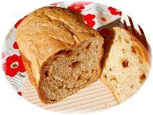 食パン 干しぶどう入り