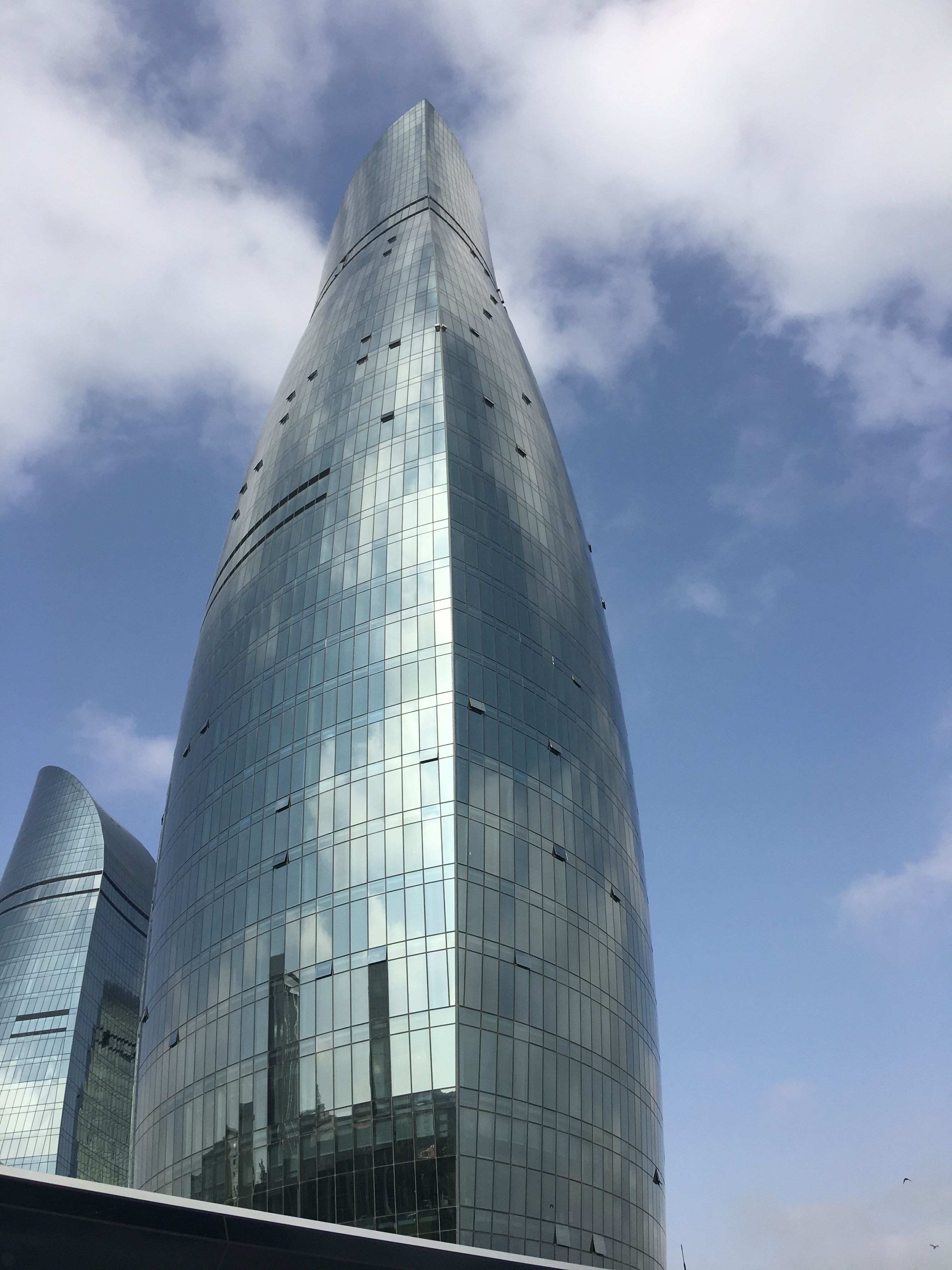 アゼルバイジャン旅行記のブログ