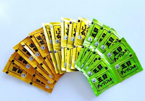 コストコ レポ ブログ 永谷園 チャーハンの素 668円 3種詰め合わせ 30袋