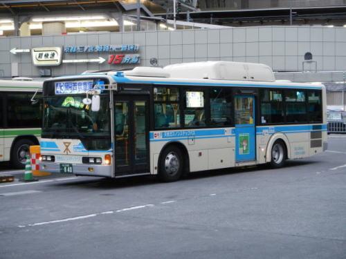 大阪 バス 状況