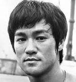 李 小龍(Bruce Lee 1940~1973)。
