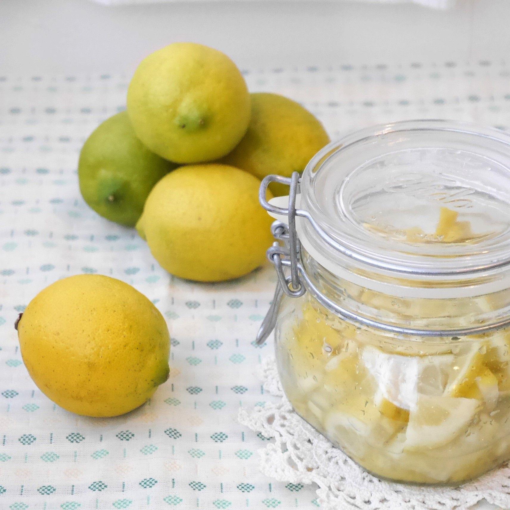 自家製塩レモン