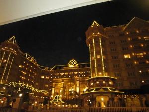 9370c386e26c8 ディズニー1泊2日 ディズニーランドホテル