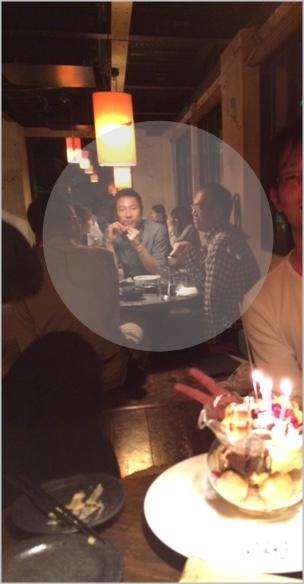 20141116_30歳転職内定blog ジブリのプロデューサーとマーニー監督が後ろに