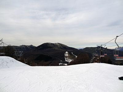 湯の丸スキー場2
