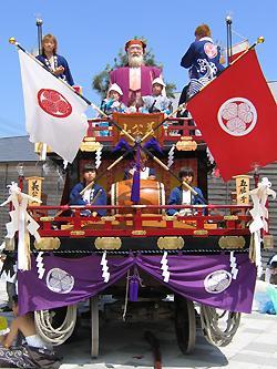姥神大神宮渡御祭(8月9~11日)...