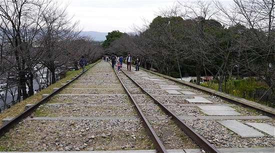 南禅寺 廃線