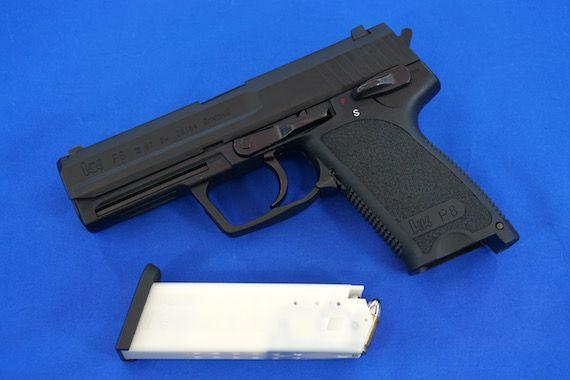 MG486 タナカ H&K P8(Evolucio...