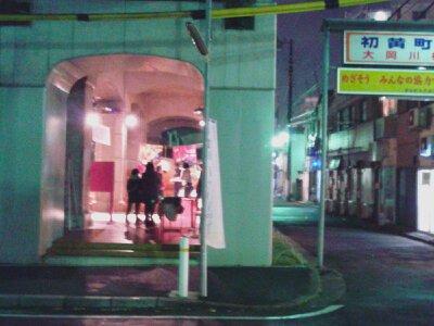 黄金町バザール2012・かいだん広場1