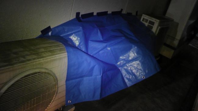 床暖房・エアコン室外機の雪対策