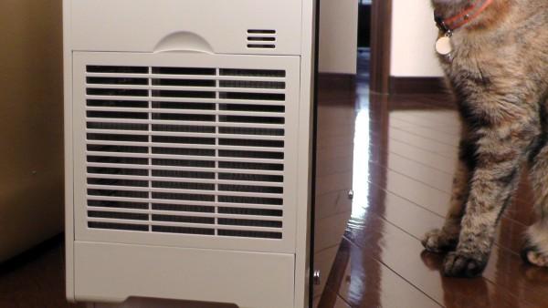 側面側プレフィルター 気化式加湿器 Panasonic FE-KXM07-T(クリスタルブラウン)