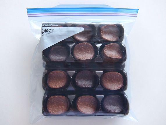 コストコで買った ハムレット クリスピーアソート 1,048円也 チョコチップス ベルギー チョコレート シンズ 4フレーバー アソート Hamlet Chocola's 4Flavor Assort