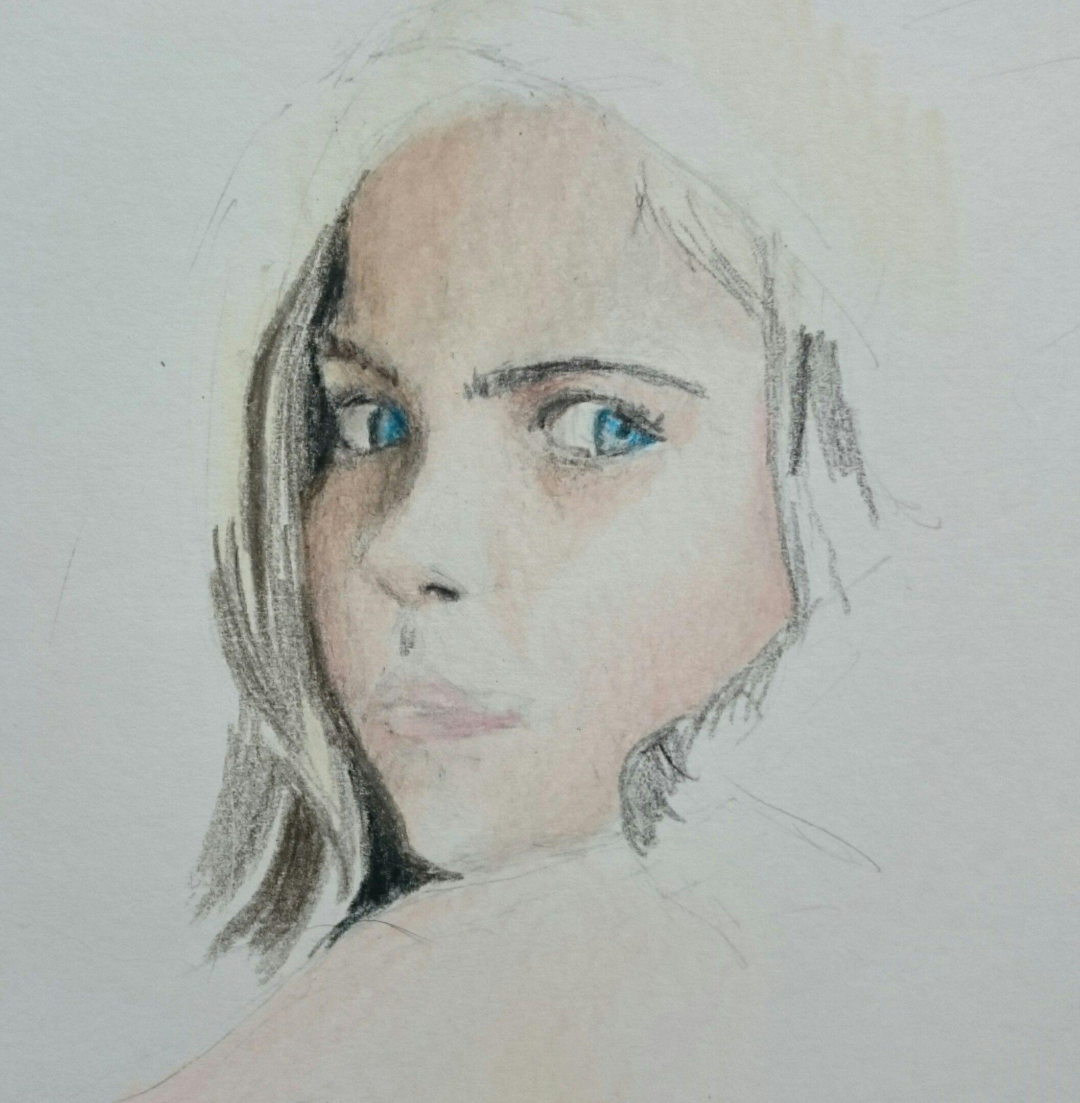 色鉛筆 リアル