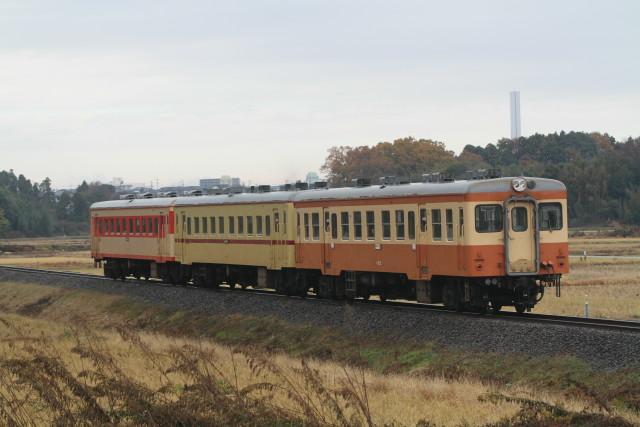 ひたちなか海浜鉄道 開業99周年