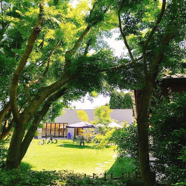 庭園 美術館 松山