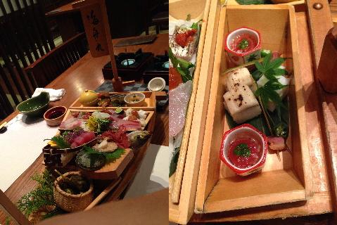 海舟_夕食a